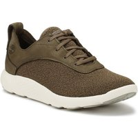 Timberland  Mens Canteen Brown Flyroam Ox Trainers  men's Shoes (Trainers) in Brown