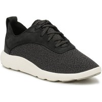 Timberland  Mens Black Flyroam Ox Trainers  men's Shoes (Trainers) in Black
