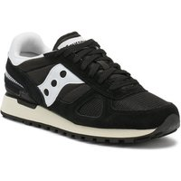 Saucony  Mens Black / White Shadow Original Trainers  men's Shoes (Trainers) in Black
