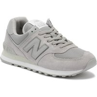 New Balance  Mens Rain Cloud Grey 574 Classic Trainers  men's Shoes (Trainers) in Grey