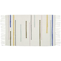 House by John Lewis Weave Bath Mat