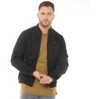 Animal Mens Utility Jacket Black