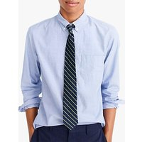 J.Crew Stretch Secret Wash Shirt, Waterfall