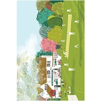 Woodmansterne On The Green Greeting Card
