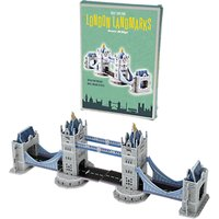 Rex London Make Your Own Tower Bridge Model