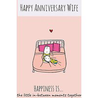 Cardmix In-Between Moments Anniversary Card