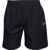 SKECHERS Mens Kurt Poly Training Shorts Navy