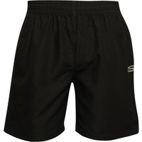 SKECHERS Mens Kurt Poly Training Shorts Black