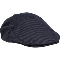 French Connection Mens Travis Flat Cap Marine