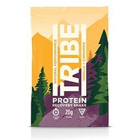 Tribe Natural Performance Protein Recovery Shake - Vanilla & Cinnamon 35g