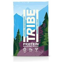 Tribe Natural Performance Protein Recovery Shake - Cocoa & Sea Salt 38g
