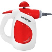 HOOVER Steam Express SSNH1000 Handheld Steam Cleaner - Red & White, Red