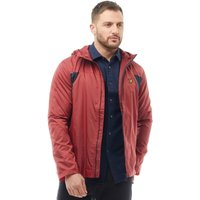 Lyle And Scott Vintage Mens Lightweight Jacket Pomegranate