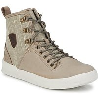 Feud  SUNSEEKER  men's Shoes (High-top Trainers) in Grey