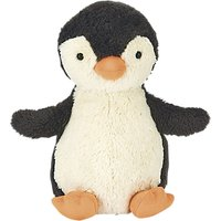 Jellycat Peanut Penguin, Small, Black/White