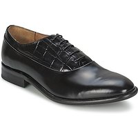 House of Hounds  MILLER OXFORD  men's Loafers / Casual Shoes in Black
