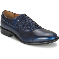 House of Hounds  MILLER OXFORD  men's Casual Shoes in Blue