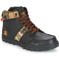 DC Shoes  WOODLAND M BOOT KMI  men's Mid Boots in Black