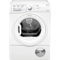 HOTPOINT Aquarius TCFS 93B GP 9 kg Condenser Tumble Dryer - White, White