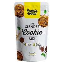 Protein World The Slender Cookie Mix - Chocolate Chip 200g