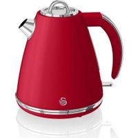 SWAN Retro SK19020RN Jug Kettle - Red, Red