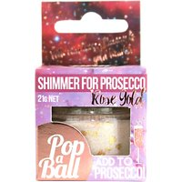 Popaball Rose Gold Shimmer Powder, 21g