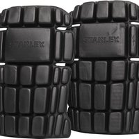 Stanley Workwear Mens Knee Pad Inserts Black