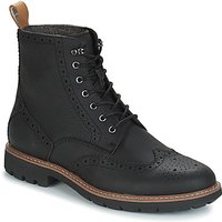 Clarks  BATCOMBE LORD  men's Mid Boots in Black