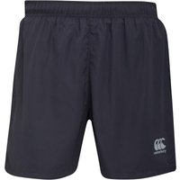 Canterbury Mens Vapodri Woven Run Shorts Asphalt