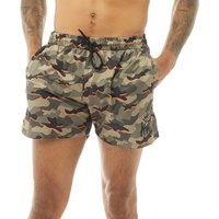 Kings Will Dream Mens Kippax Swim Shorts Camo