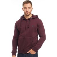 French Connection Mens Basic Zip Through Hoody Chateaux