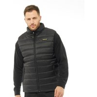Stanley Workwear Mens Seattle Ripstop Gilet Black