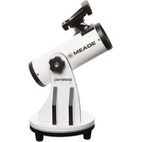 MEADE Lightbridge Mini 82 Reflector Telescope - White, White