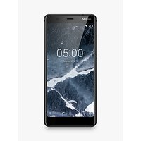 Nokia 5.1 Smartphone, Android, 5.5, 4G LTE, SIM Free, 16GB