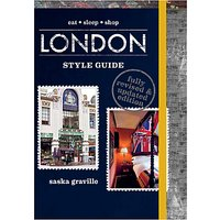 Eat Sleep Shop London Style Guide Book