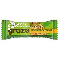 Graze Morning Oat Mini Apple & Cinnnamon 30g