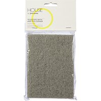 House by John Lewis Telescopic Bath and Tile Cleaner Replacement Head
