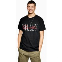 Mens Black Vibe T-Shirt, Black