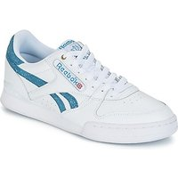 Reebok Classic  PHASE 1 PRO MU  men's Shoes (Trainers) in White