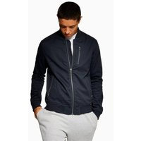 Mens Navy Bomber Jacket, Navy