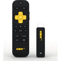 NOW TV Smart Stick with HD & Voice Search - 3 Month Entertainment Pass & 1 Day Sky Sports Pass