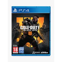 Call of Duty: Black Ops 4, PS4