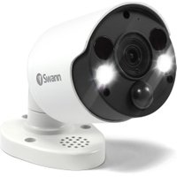 SWANN SWNHD-885MSFB-UK 4K IP Camera with Spotlights