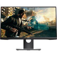 Dell S2417DG QHD Gaming Monitor, with NVIDIA G-Sync, 23.8, Black