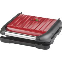 GEORGE FOREMAN 25040 Family Grill - Red, Red