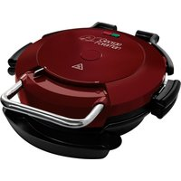GEORGE FOREMAN 24640 Entertaining 360 Grill - Red, Red