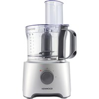 Kenwood FDP301SI Multipro Compact Food Processor, Silver