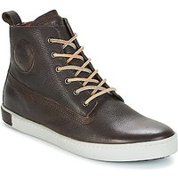 Blackstone  AMERLO  men's Shoes (High-top Trainers) in Brown