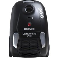HOOVER Capture Pets BV71_CP20 Cylinder Vacuum Cleaner - Black, Black