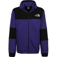 The North Face  Himalayan FZ Chaqueta con Capucha OD440S  men's Sweatshirt in Blue